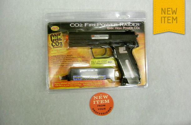 Firepower Raider