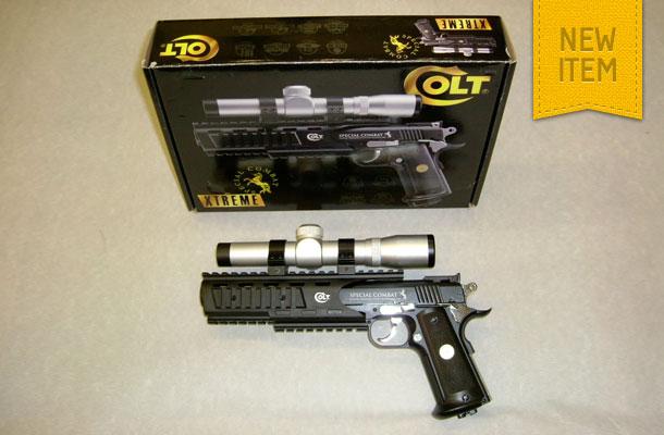 Umarex Colt Special Combat Xtreme