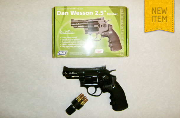 Dan Wesson Afficianado