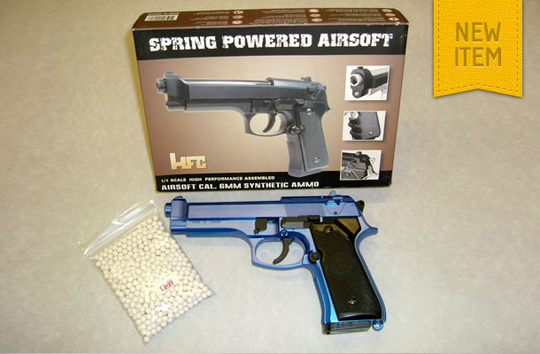 Range Right Beretta look-a-like