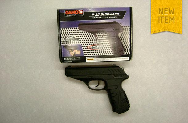 Gamo P25
