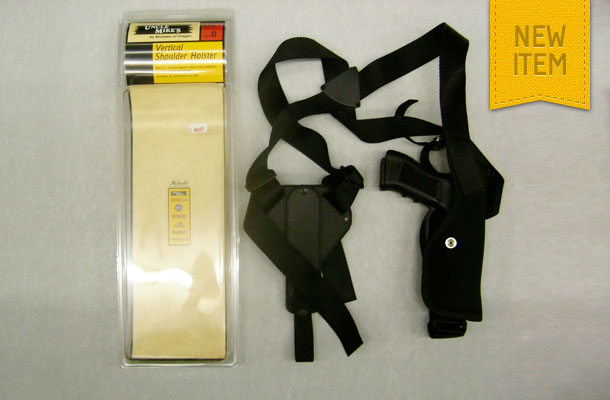 Uncle Mikes Professional American Shoulder Holsters
