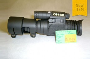 Nightvision 1stGen Riflesights Cobra Merlin