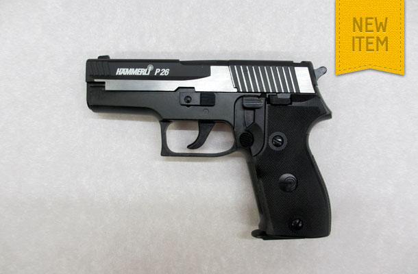 Hammerli Dark Ops P26