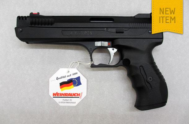 Weihrauch HW40