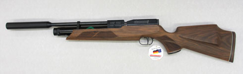 Weihrauch Pre-charged Air Rifles