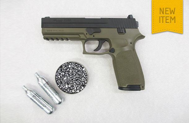 Sig Sauer P2250 B/O