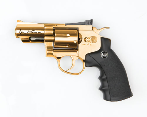 "ASG GOLD Dan Wesson 2.5"" 4.5mm Limited Edition"