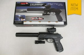 Gamo P-25 Tactical