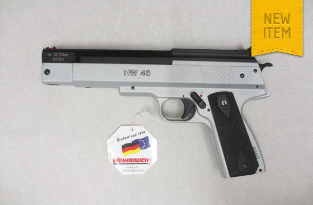 Weihrauch HW45 Silver