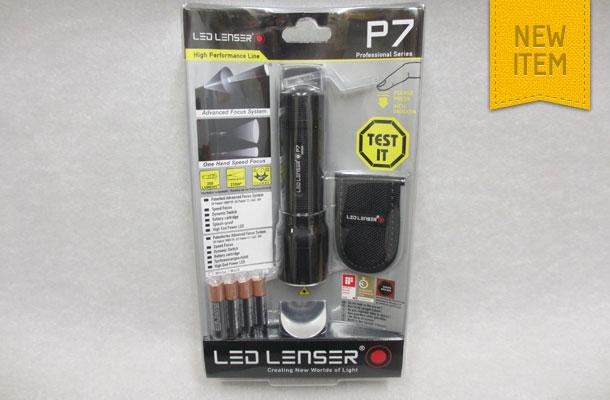 LED Lenser P7 Pro