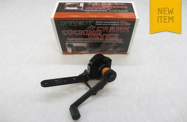 Barnett Crossbow Crank Cocking Device