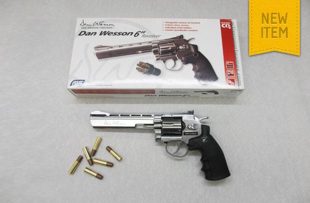"""ASG Dan Wesson 6"""""""
