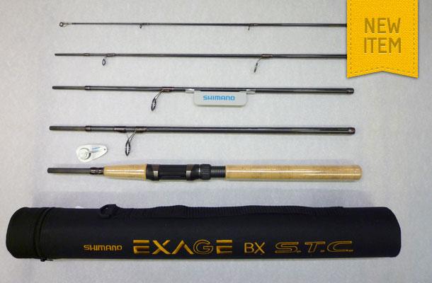 Shimano Exage 6 pce 2.4m