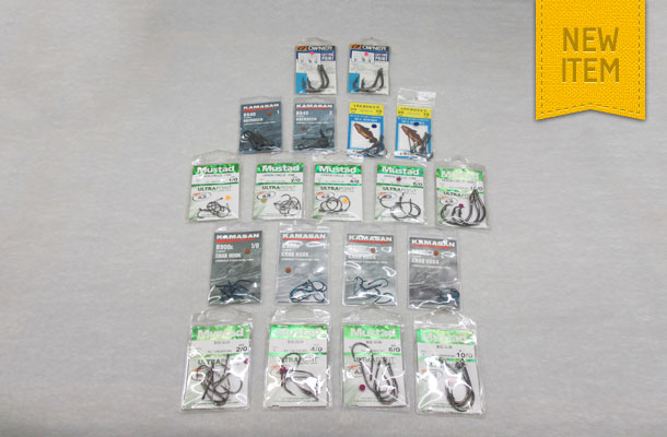 Sea Fishing Hooks