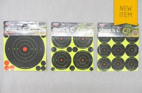 """Shoot n See"" targets"