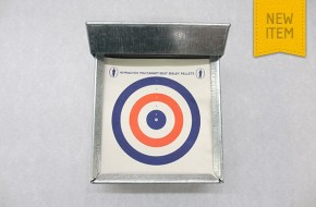 """Sprung plate"" deluxe target box"