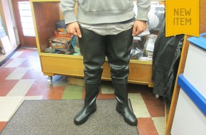 Rubber Thigh Waders