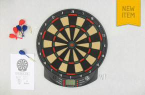 Harrows Electro 3 Dart Game