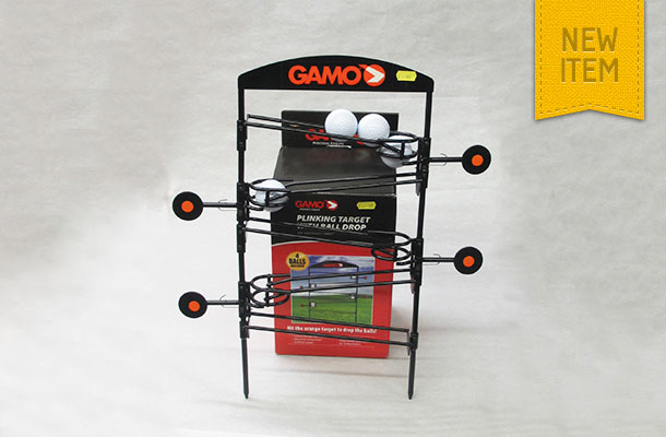 Gamo Plinking Target with Ball Drop