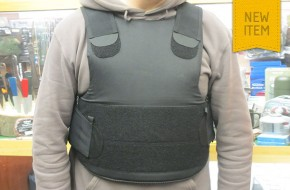 Ballistic & Stab Resistant Body Armour