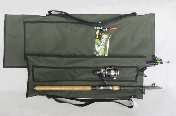 Woody's Travel Rod Quiver