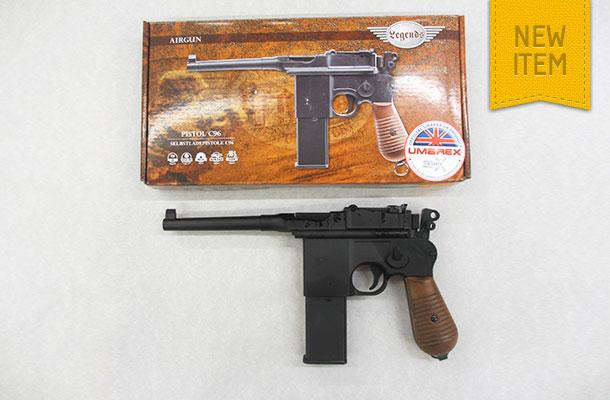 Umarex Mauser Broomhandle