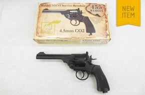 ASG Webley MKVI Service Revolver