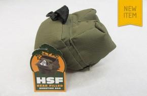 HSR Rear Sand Filled Rest