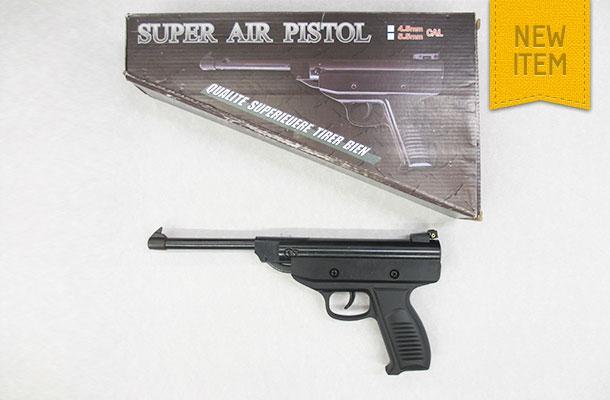 Range Right Super Air Pistol