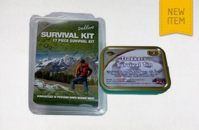 Bushcraft Trekkers Survival Kit