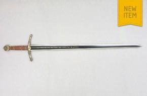 Medieval Pattern Sword