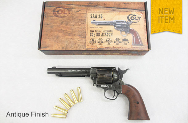 Umarex Colt SAA .45 Antique