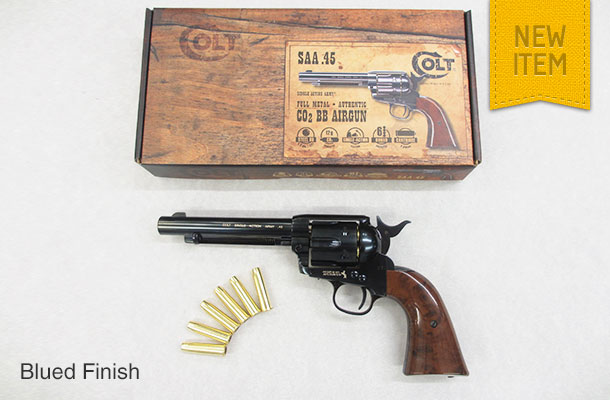 Umarex Colt SAA .45 Blued