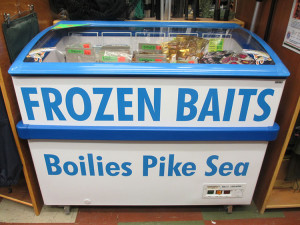 Frozen Baits Fridge