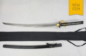 Noble Warrior Folded Damascus Samurai Sword