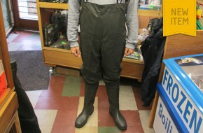 Vass-Tex 600 PVC Chest Wader