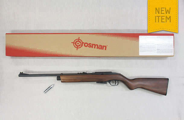 Crosman 1077 Repeat Air Wood Stock
