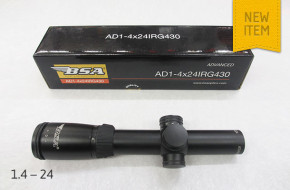BSA Advanced Scopes