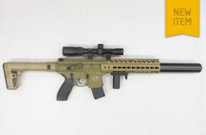 SIG Sauer MCX + Scope