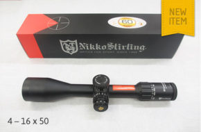 "Nikko Stirling ""Diamond"" 30mm Long Range Scope"
