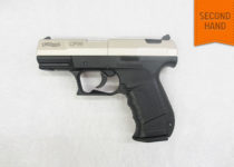 Umarex Walther CP99 with nickel slide