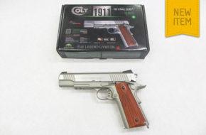 Colt 1911 Rail Gun (Stainless)