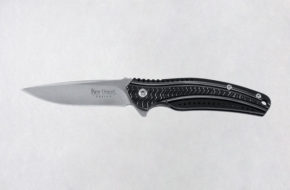 CRKT Ken Onion Ripple Black