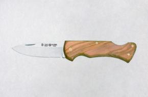Nieto 'Alpina' Folding Knife - 7cm Blade