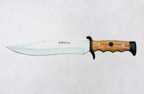 Nieto Cuchillo Cetreria Fixed Blade Knife – 24cm Blade