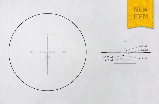 MTC Viper Pro 3 - 18 x 50