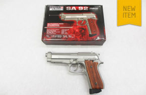 Swiss Arms SA 92 FS Stainless Steel