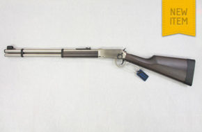 Walther Winchester Lever Action 'Black Dust'