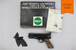 Webley Tempest - Boxed